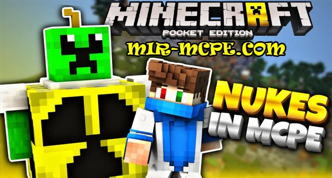 Nuke - мод на ядерную бомбу
