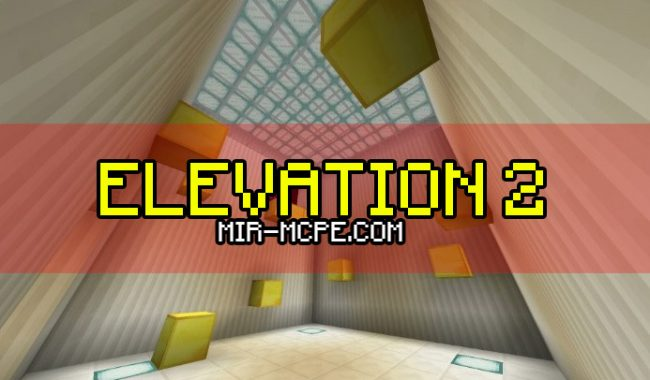 Elevation 2 - паркур карта 1.12, 1.11, 1.10, 1.7