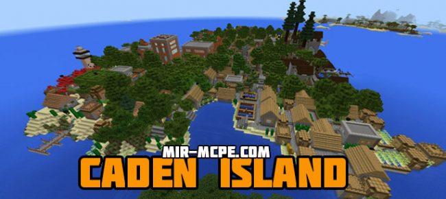 Caden Island - красивые острова 1.12, 1.11, 1.10