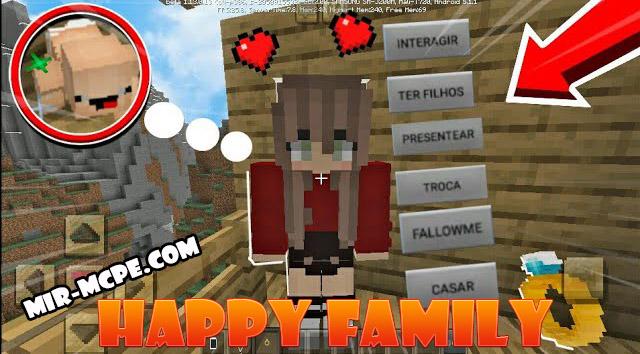 Happy Family - счастливая семья 1.16, 1.15, 1.14, 1.13