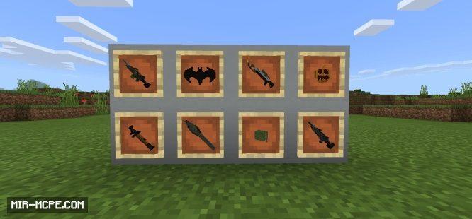 XM Guns Addon