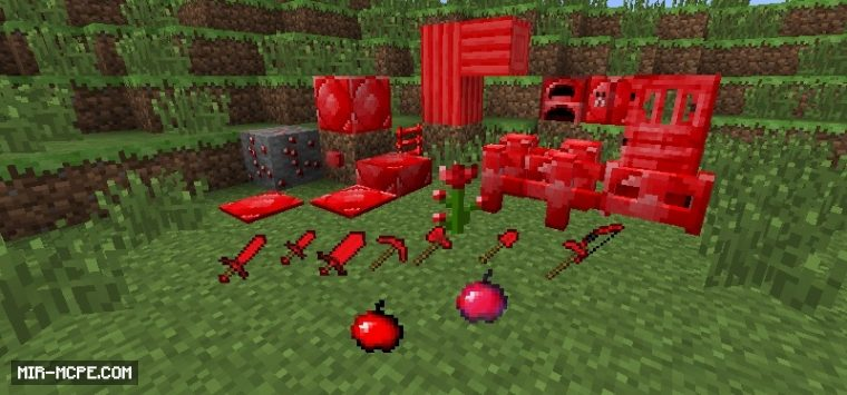 Ruby Items addon