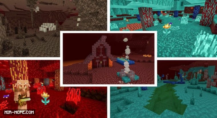 Minecraft PE 1.16
